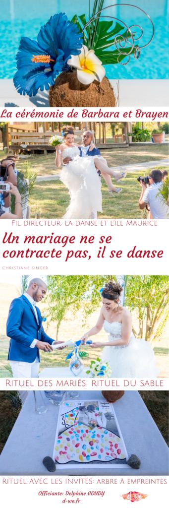 Cérémonie symbolique aux couleurs de l'île Maurice sous le signe de la danse