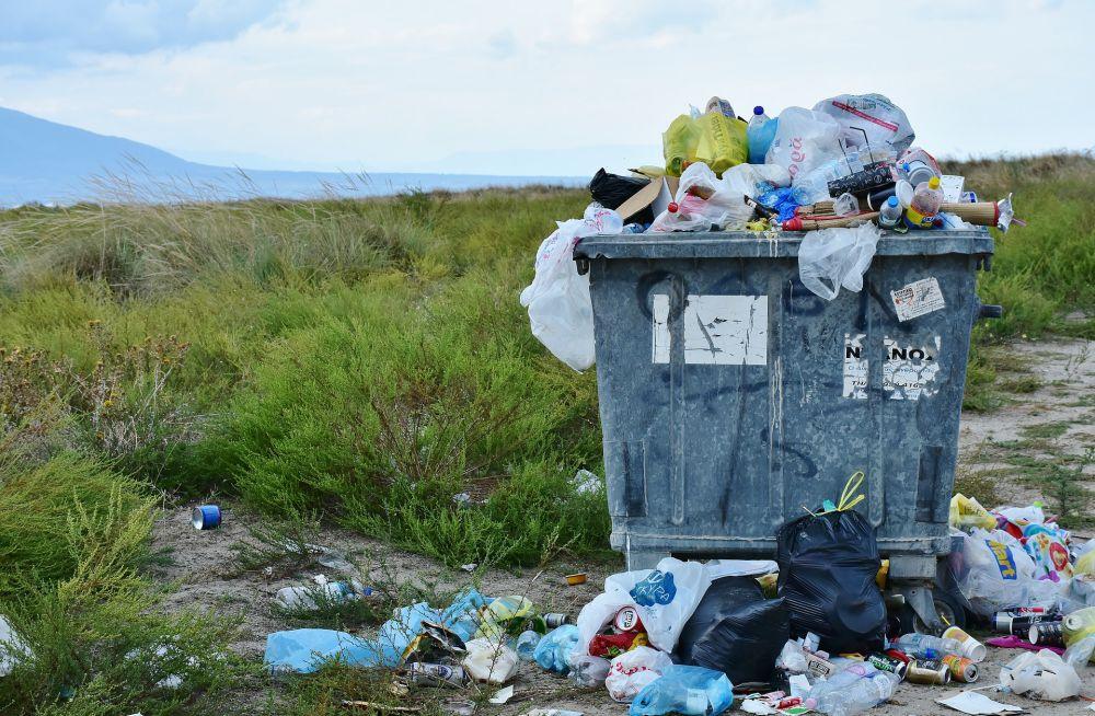 Penser à la fête et aux déchets