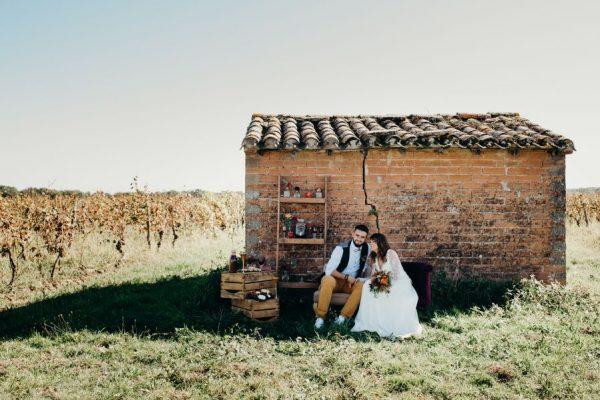 D-WE mariage automne cuivre toulouse